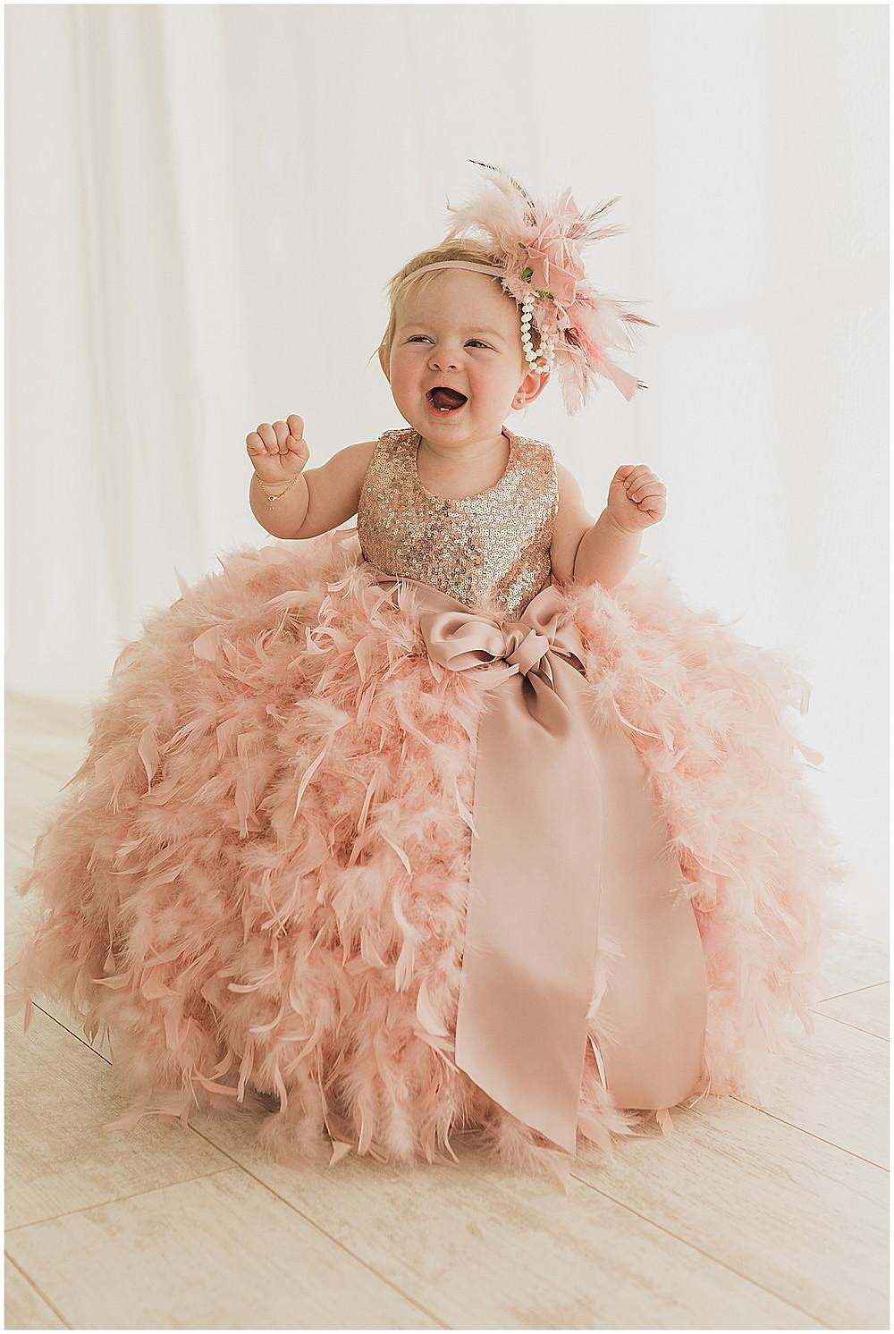 Zulette Couture Dress, Photographer, Natural Light, Studio, Kids