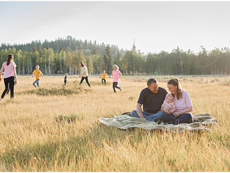 C Family Session | Duck Creek Utah Photographer