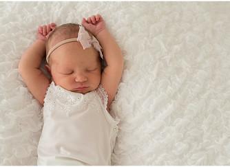 Baby Kendal Newborn Session | Cedar City, Utah | Advice for Mamas