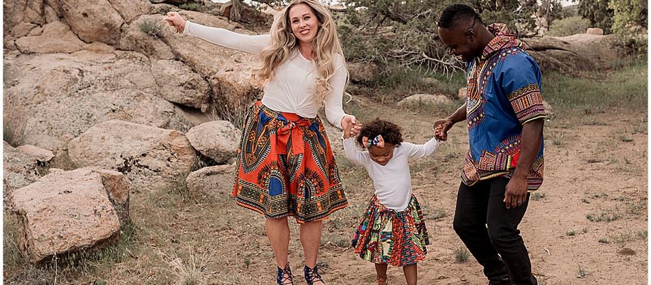 Frimpong Family | Cedar City, Utah Photographer