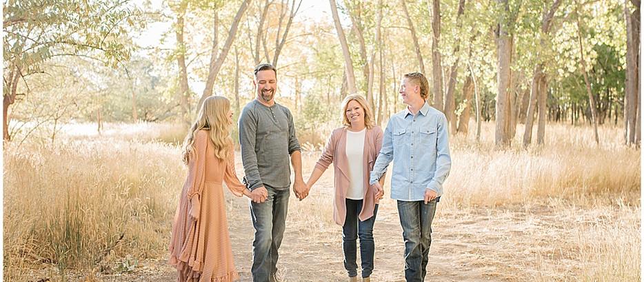 Shortt Fall Family Photos | Southern Utah Photographer