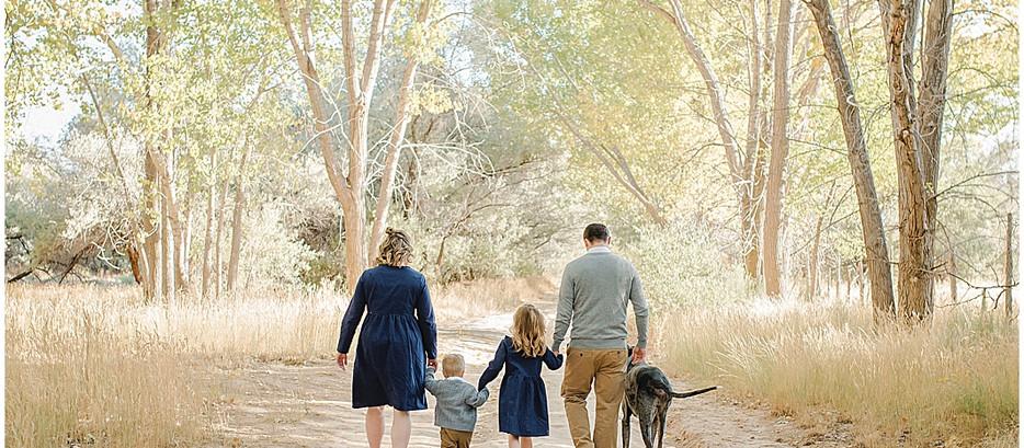Duty Family | Cedar City, Utah Photographer