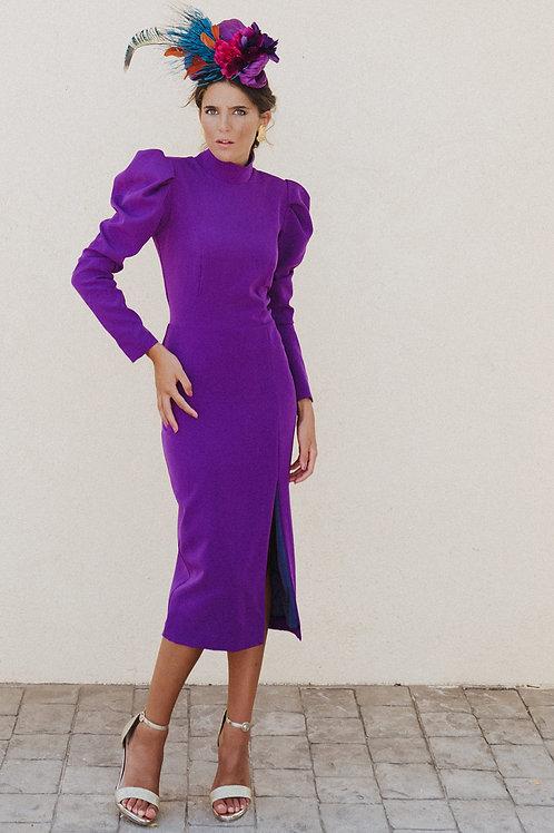 Vestido Malaya