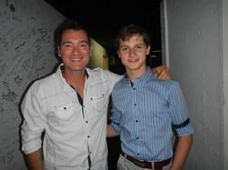 Adam Brandt and Harry 2