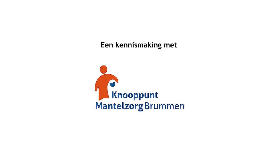 Een kennismaking met Knooppunt Mantelzorg Brummen
