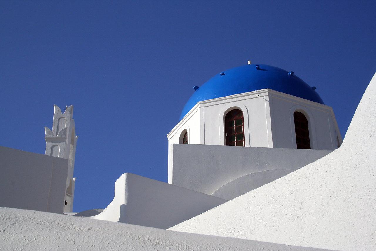 Greek Church of Oia