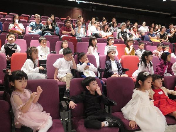 香港青少年巴林普爾音樂節