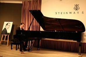 Lecture recital in Guangzhou