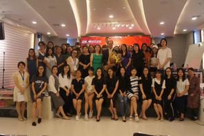 Lecture in Jiangmen