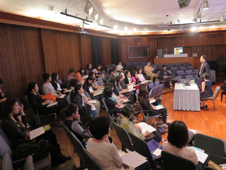 音樂講座及大師班 Musc Lecture- MasterTalk by Mr Loo Bang Hean