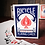 Thumbnail: Bicycle Playing Cards Poker (Blue) by US Playing Card Co