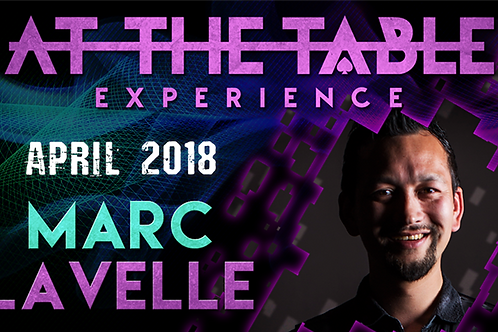 Marc Lavelle At The Table Live