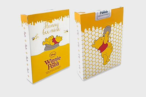 Winnie Pooh Deck by JL Magic