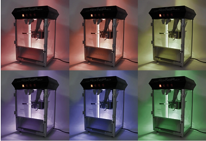 Popcorn Machine with LED Illumination.pn