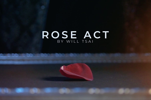 Rose Act Valorous Silver by Will Tsai and SansMinds