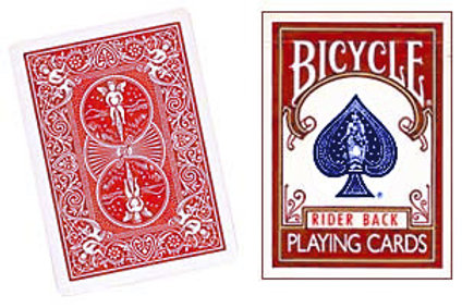 Double Back Playing Cards by US Playing Card