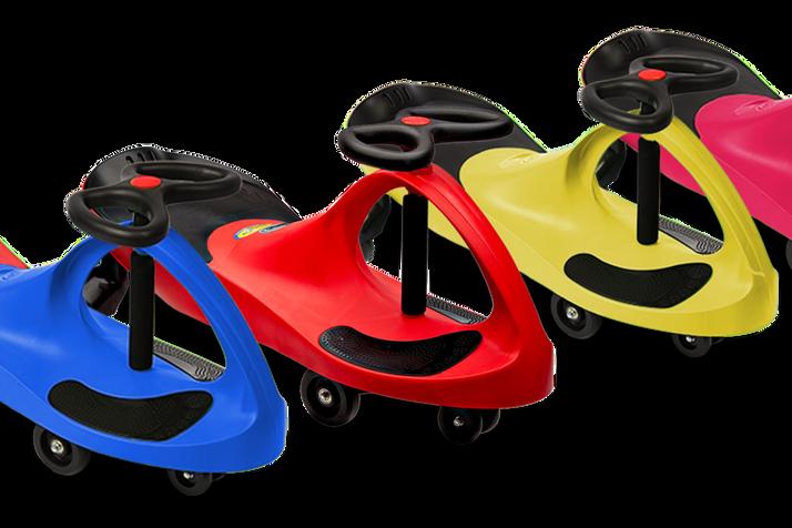 Plasma Car Races