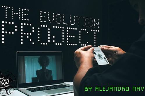 The Vault- The Evolution Project by Alejandro Navas