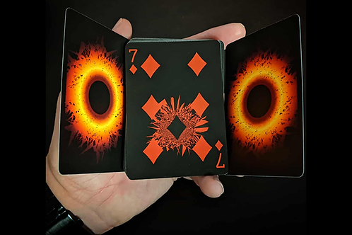 Singularity Playing Cards