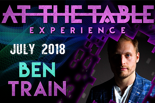 Ben Train At The Table Live