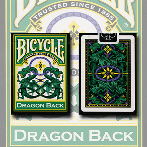 Bicycle Dragon Back