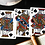 Thumbnail: No.13 Table Players Vol. 3 Playing Cards by Kings Wild Project