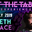 Thumbnail: Seth Race At The Table Live Lecture