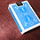 Thumbnail: Bicycle Turquoise Playing Cards by US Playing Card