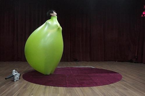 Entering Balloon