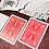 Thumbnail: Bicycle Playing Cards Poker (Red) by US Playing Card Co