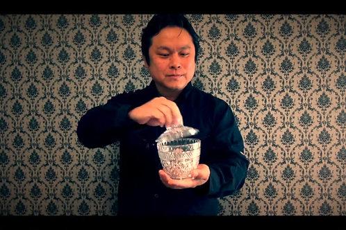 Crystal Silk Cup by Tejinaya Magic