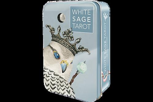 White Sage Tarot Cards