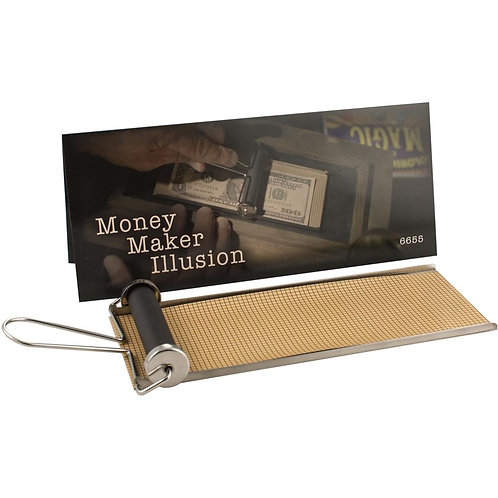 Money Maker Illusion by Magic Makers