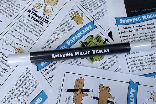 Roll-Up Magic Wand