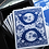 Thumbnail: Les Melies Conquest Blue Playing Cards