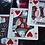 Thumbnail: Black Widow Playing Cards