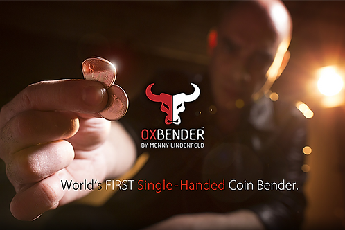OX Bender™ (Gimmick and Online Instructions) by Menny Lindenfeld