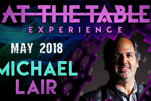 Michael Lair At The Table Live