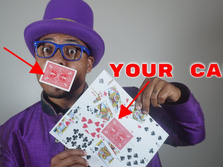 Episode 19 - The Impossible Paper Prediction - Easy Card Magic For Beginners