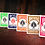 Thumbnail: Bicycle Black Playing Cards by US Playing Card Co