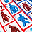 Thumbnail: Shark Playing Cards by Riffle Shuffle