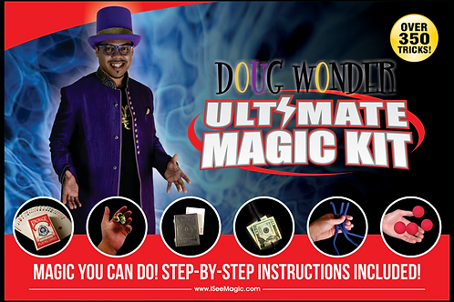 Ultimate Magic Kit (with Training Course)