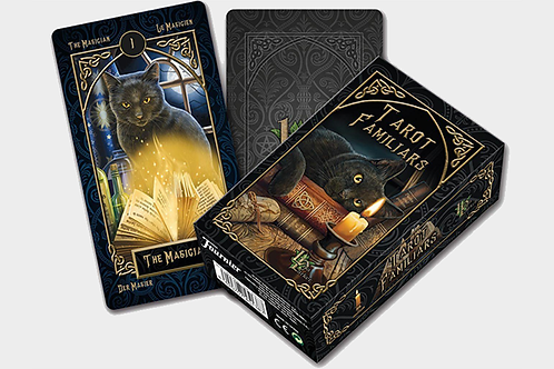 Familiars Tarot by Lisa Parker
