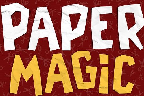Paper Magic Tricks Vol 1.