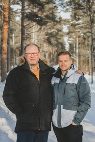 Markku ja Juho