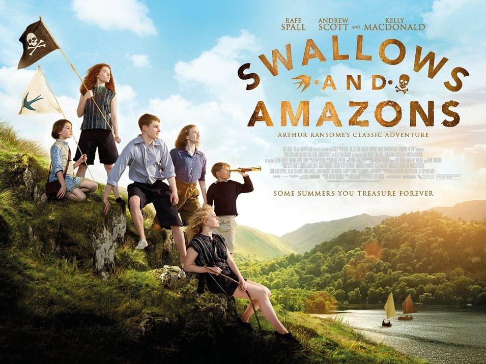 'Swallows & Amazons' | Harbour Pictures
