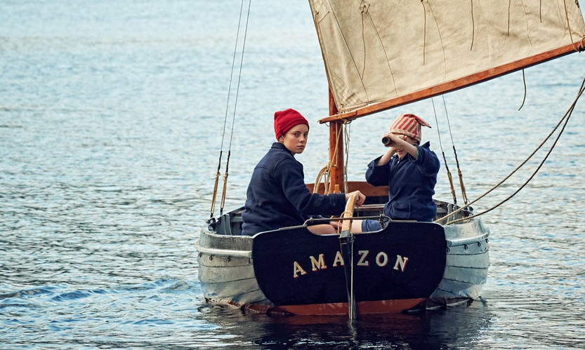 'Swallows & Amazons' - Harbour Pictures