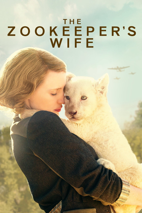 'The Zookeeper's Wife'   Czech Anglo Productions