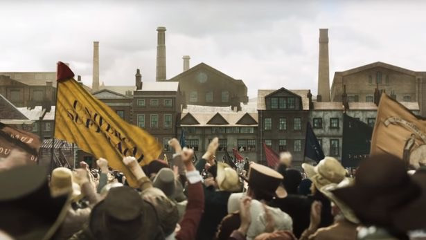 'PETERLOO ' - Thin Man Films