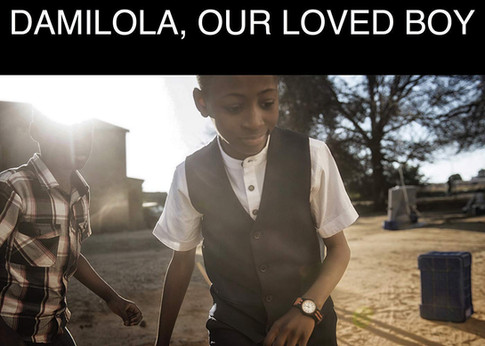 'Our Loved Boy'   Minnow Films